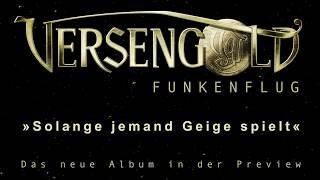 SONG-PREVIEW #8: Solange jemand Geige spielt