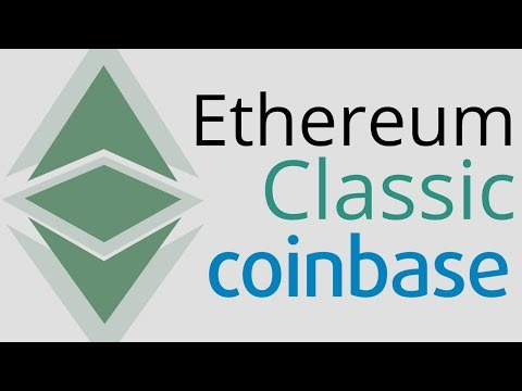 Ethereum Classic | Next Coin To Hit Coinbase?