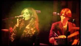 ISABELLE A - ARME JOE  -live- -  CAFE FLAMAND 16-03-2013