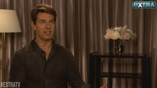Tom Cruise Reveals He's a