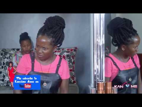 The magazine hairstyle. Kansiime Anne. African comedy.