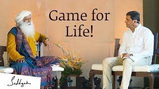 Prakash Padukone with Sadhguru - In Conversation With the Mystic thumbnail