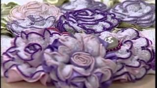Flores Bordadas com Valéria Soares