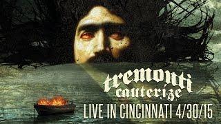 TREMONTI - Cauterize (Live in Cincinnati) 4/30/15
