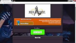 Mobius Final Fantasy Hack ¤ Infinite Magicite & Gil Generator Tutorial