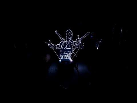 3d Φωτιστικά,Neon Lights,Laser Projectors,φακοί ποδηλάτου,nitecore φακουδάκια και άλλα!