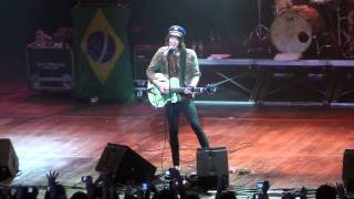 Download Never Shout Never - This Shit Getz Old (Live in São Paulo - 2011) HD MP3 song and Music Video