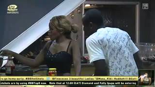 Big Brother Hotshots- Dinner for two