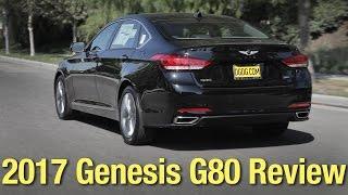 In Depth Look at the 2017 Genesis G80 DGDG.com