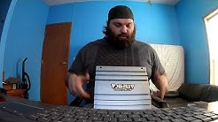 Review video for Pyramid PB2518 Amplifier