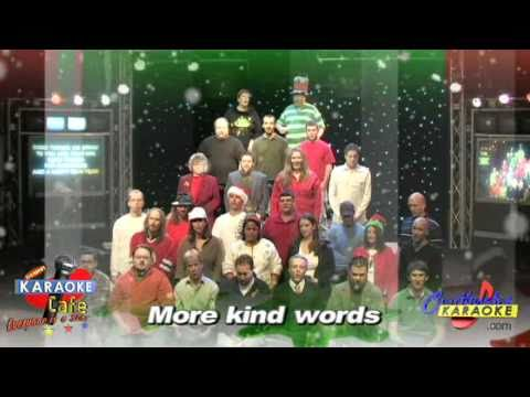 Christmas Message 2010 from Chartbuster Karaoke