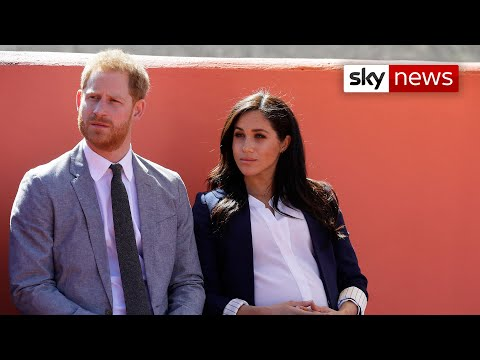 Why Harry And Meghan Stepped Back