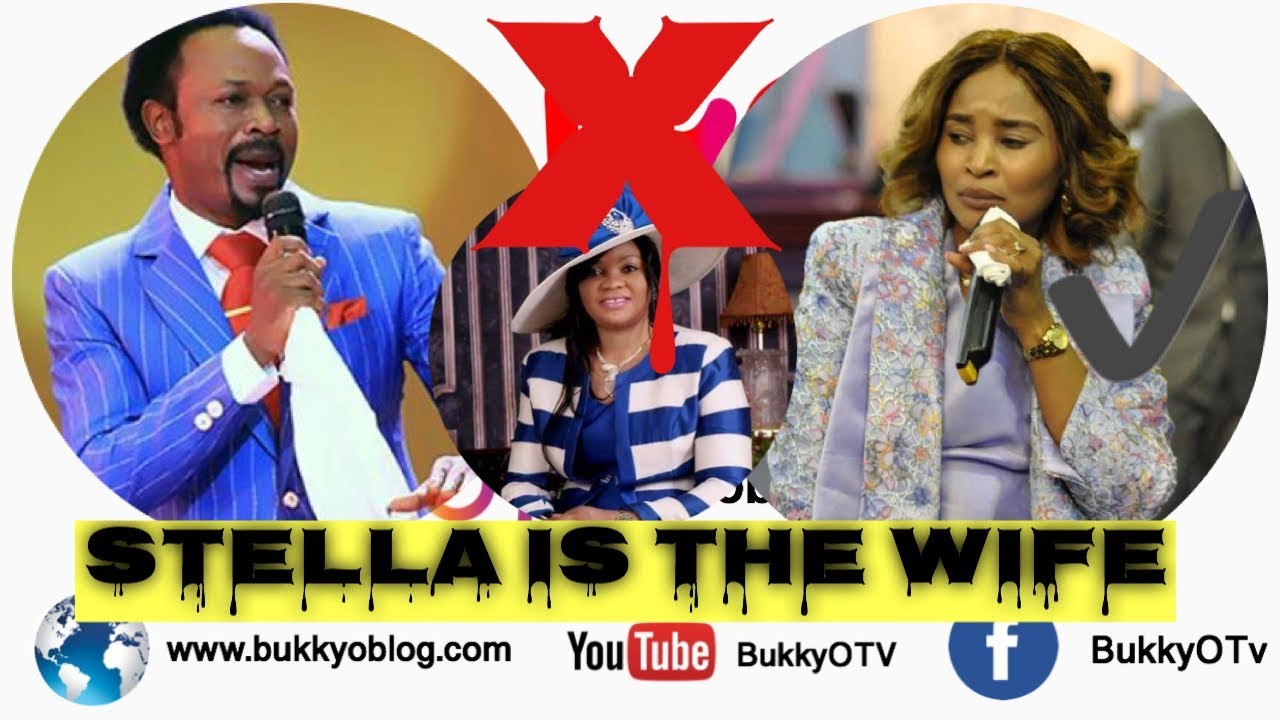 Download Pastor Joshua Iginla's Second Wife Introduced To The Public As His Wife ||BukkyOTv