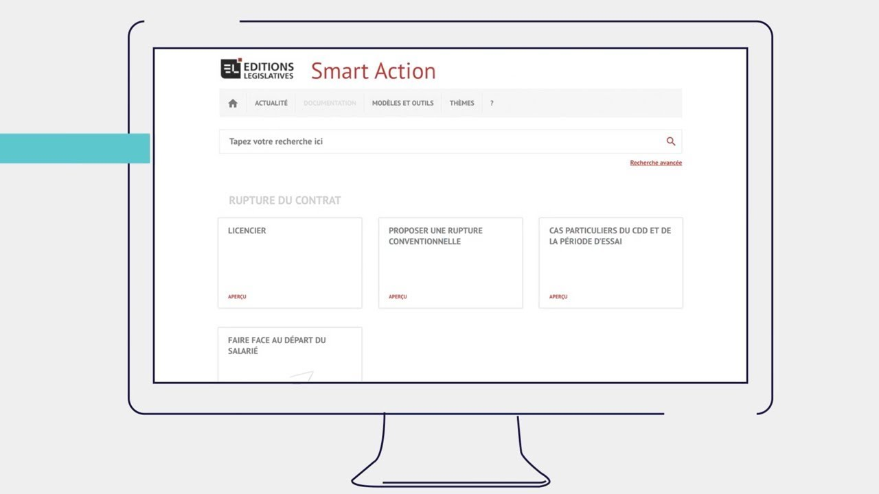 Smart Action Rupture Du Contrat Youtube