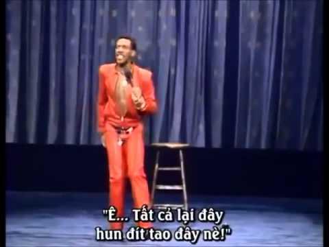 Eddie Murphy - Stand Up Comedy [Vietsub]