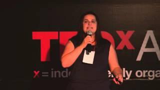 O protagonismo infantil  como agente de mudanças sociais | Ana Alice Esteves | TEDxAEDB