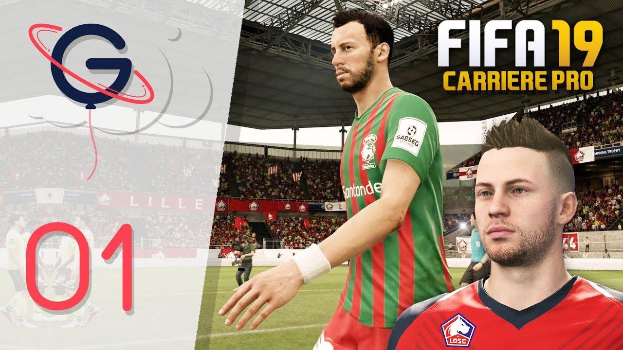 Download FIFA 19 : CARRIÈRE PRO FR #1 - Vers une légende !