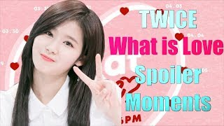 Download Lagu TWICE ''What is Love'' Spoiler Moments 트와이스 What is Love 스포 Mp3