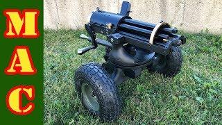 New 9mm Gatling Gun from Tippmann Armory!