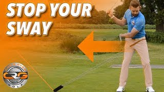 HOW TO STOP YOUR BACKSWING SWAY