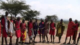 Maasai Warrior Dance (Kenya)