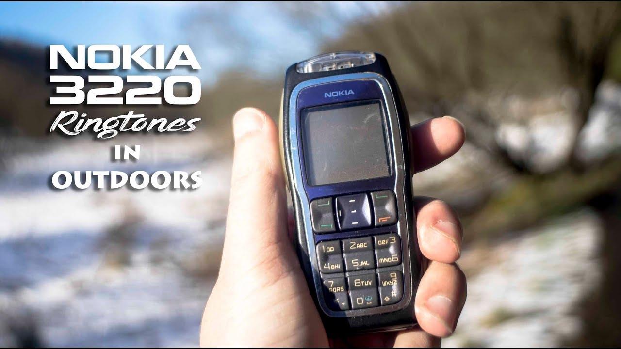 Nokia 3220 original ringtones (plus download link) youtube.