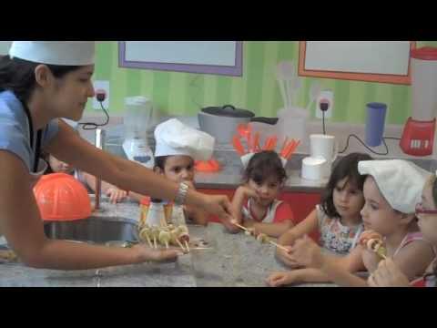 Cooking class Kids 2A TT 10:30 com teacher Anny