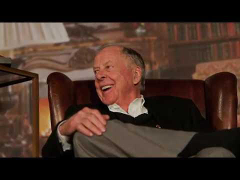 A Tribute to our legacy member, T. Boone Pickens.