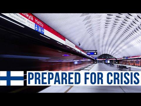 Finland - prepared for crisis