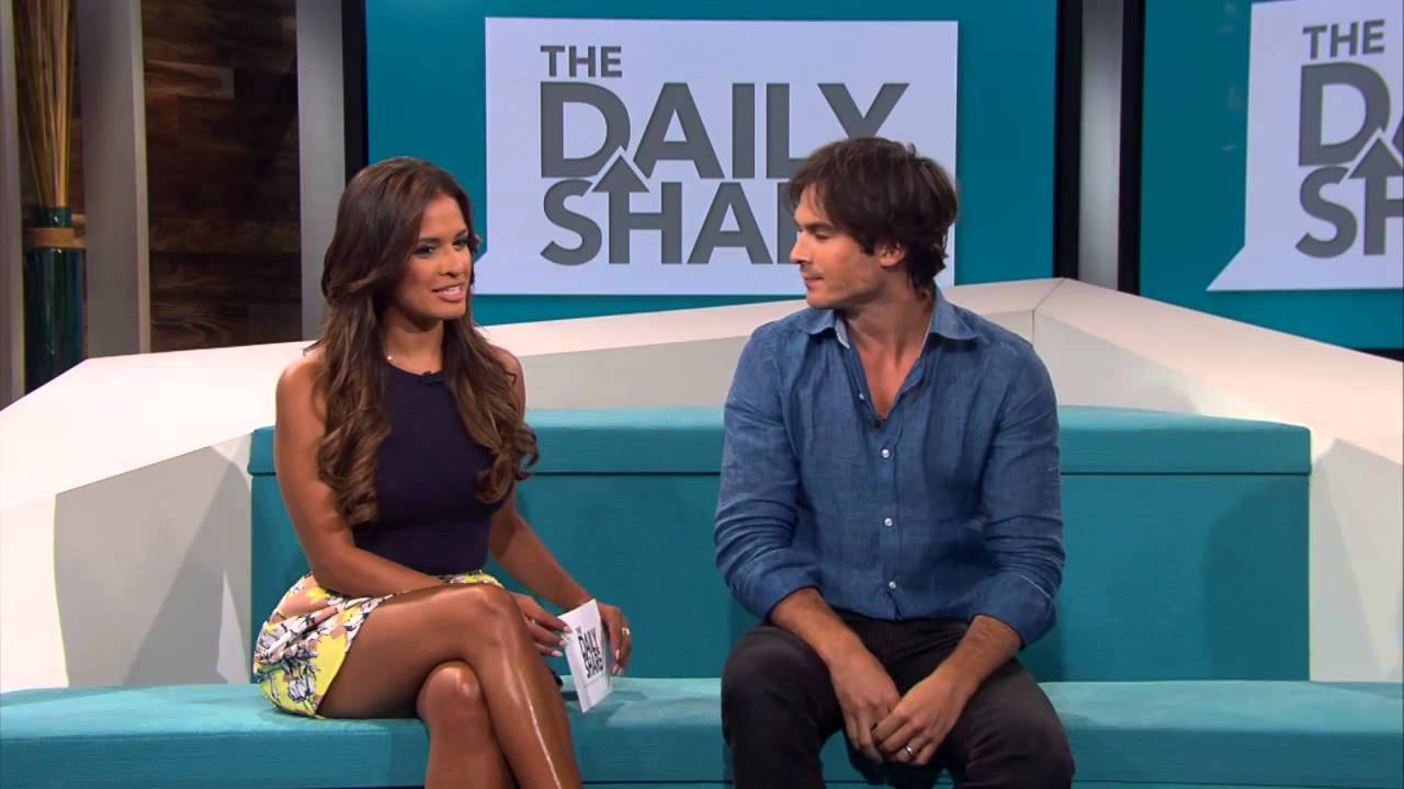 Aww! Watch Ian Somerhalder name all of his adopted pets