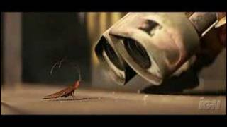 Wall-E WallE Movie Trailer Teaser New  Funny Jun 27, 2008