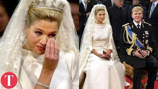 10 Most Controversial Royal Weddings...