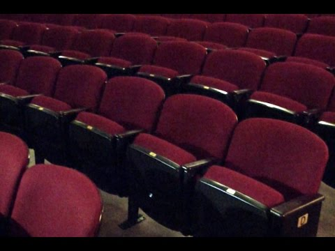 The New Seats Are In And Ready For A Show