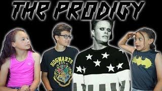 Kids REACT to The Prodigy - Firestarter (1997)