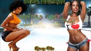 100% Reggae Lovers Rock ShowDown (Jah Cure,Beres,Romain Virgo,Tarrus Riley,Alaine,Tessanne,Busy ++