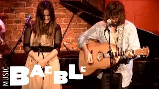 Angus and Julia Stone - Big Jet Plane || Baeble Music