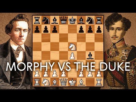 Paul Morphy vs. Duke of Brunswick/Count Isouard