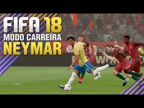 A COPA COMEÇOU COM NEYMAR DESTRUINDO - MODO CARREIRA #15