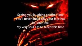 Disturbed - Stricken (Lyrics)