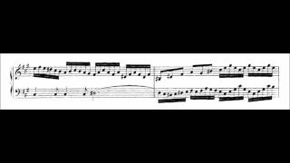 Invention 12 in A Major BWV 783 - Johann Sebastian Bach