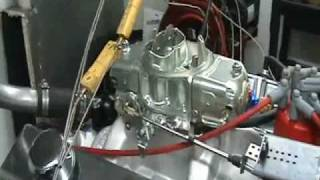 427 Chevy Stroker with RPM Intake & AFR Heads 580+ Horsepower