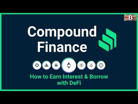 Compound Finance DeFi Tutorial: How to Earn Interest on your Crypto & $COMP Tokens