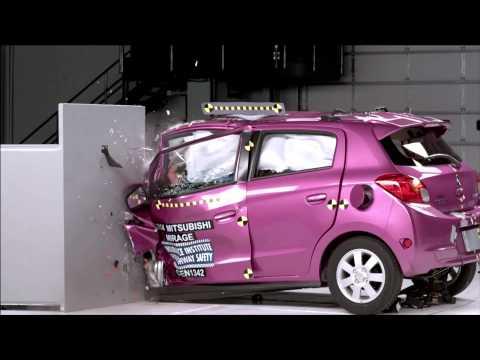 Small cars - Selected crash tests | AutoMotoTV