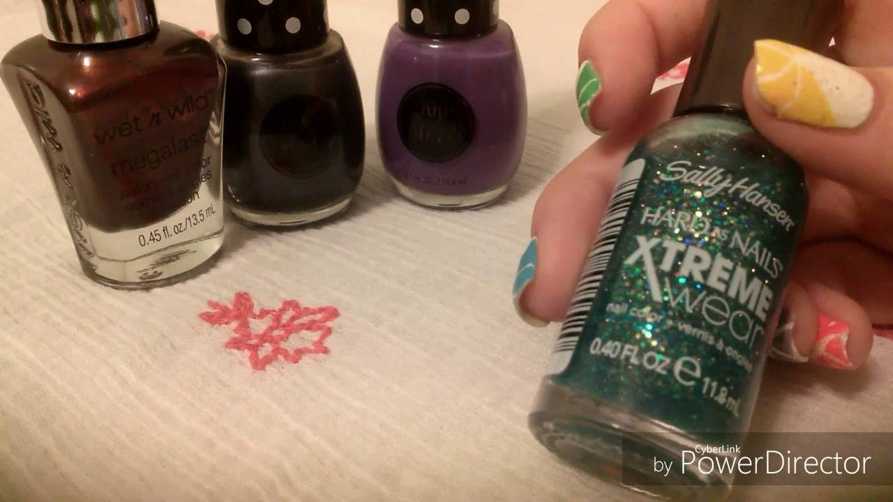 CVS Nail & Beauty Haul! (Sally Hansen, Poparazzi and Wet n\' Wild) w ...