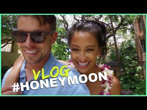 Vlog  HONEYMOON 2018 ONE night in Waikiki  EP2