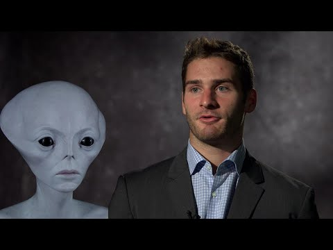 Do you believe in extraterrestrial life?