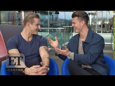 Alexander Ludwig Alex Hogh Andersen Reddit Fan Theories  VIKINGS