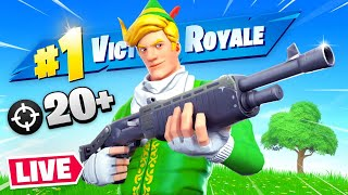Playing Solo Cash Cup Tournament *LIVE*