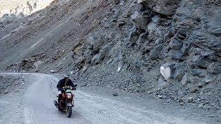 Honda Navi : Flyby in the Himalayas