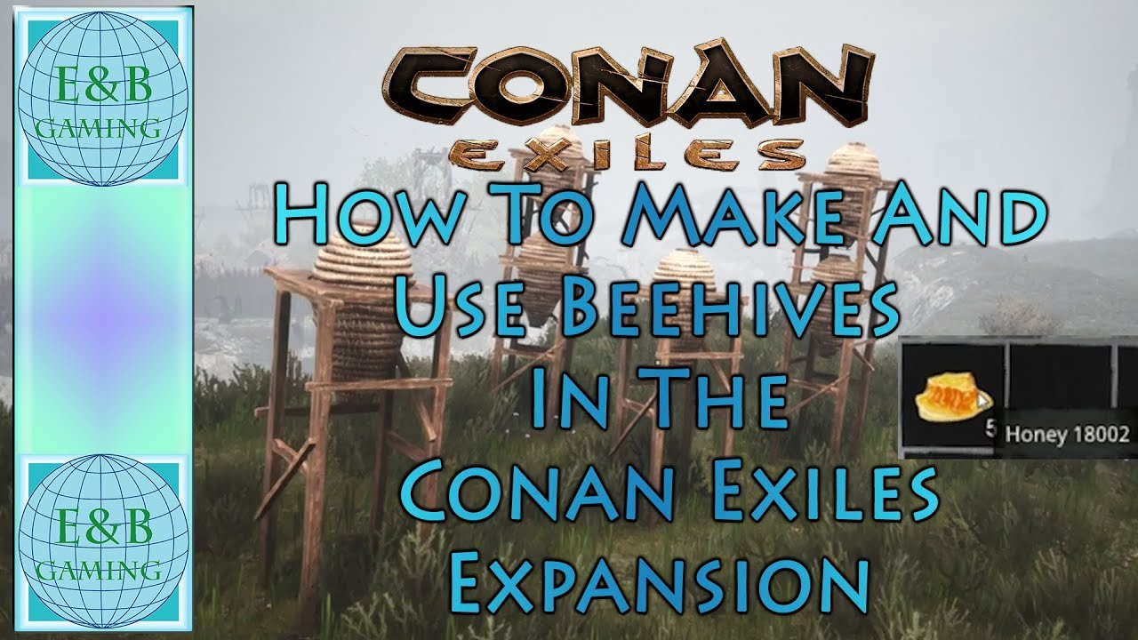 Conan exiles beehives how to make and use them some recipes conan exiles beehives how to make and use them some recipes forumfinder Images